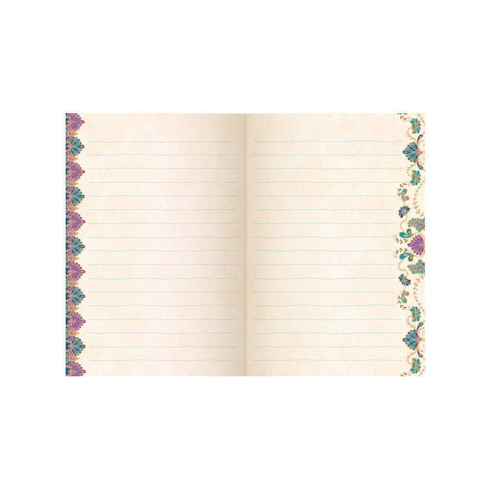 Intrinsic Purple Lined Journal