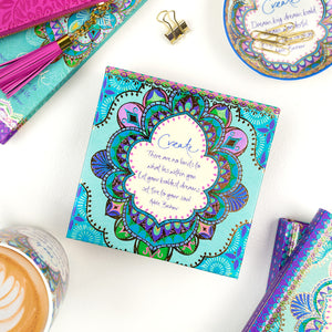 Create 'Turquoise Lover' Self Care Gift Pack