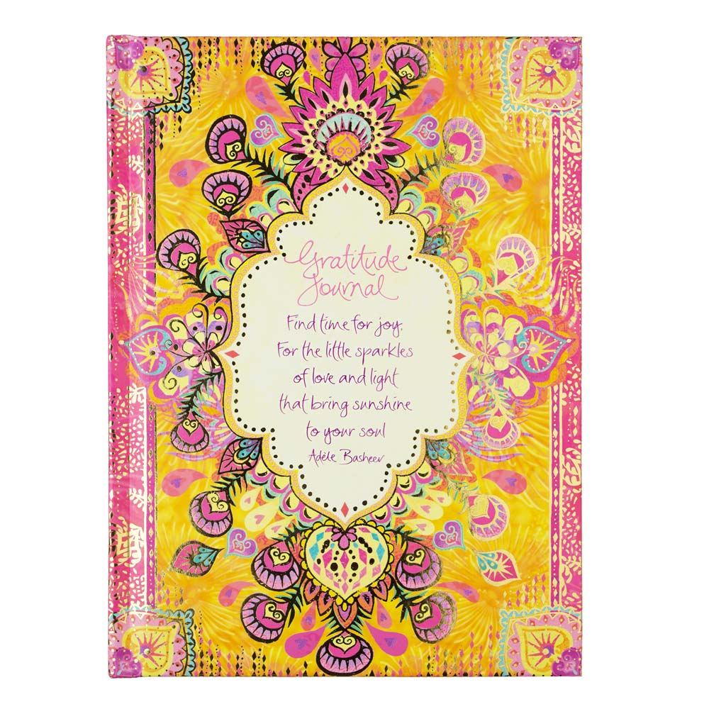 Intrinsic Gratitude Guided Journal Cover