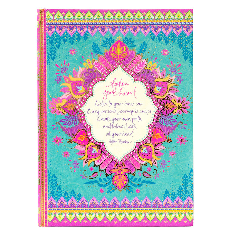 Intrinsic Follow Your Heart A5 Journal