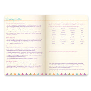 Intrinsic Inspirational Diary and Planner with self-care guided journaling and discovery