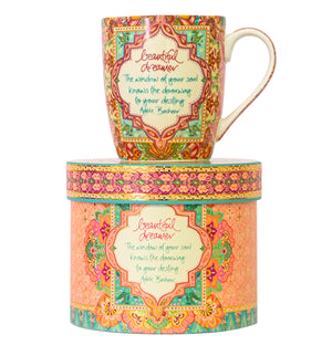 Intrinsic Beautiful Dreamer Boxed Ceramic Mug