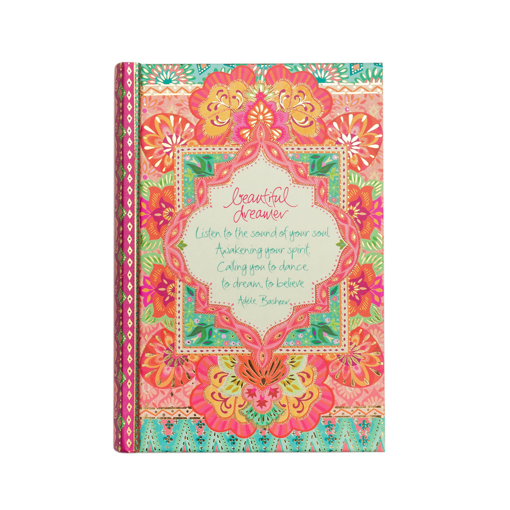 Beautiful Dreamer Boho Cafe Journal