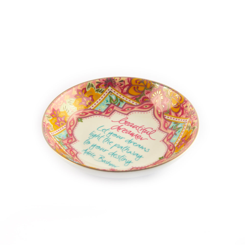 Intrinsic Beautiful Dreamer Mandala Jewellery Dish
