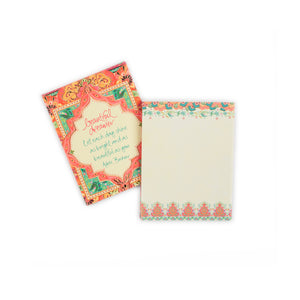 Beautiful Dreamer Boho Mini List Pad