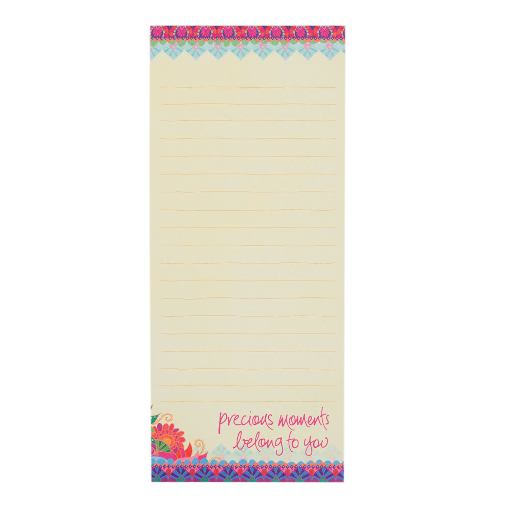 Intrinsic Beautiful Friend Magnetic Shopping List Pad