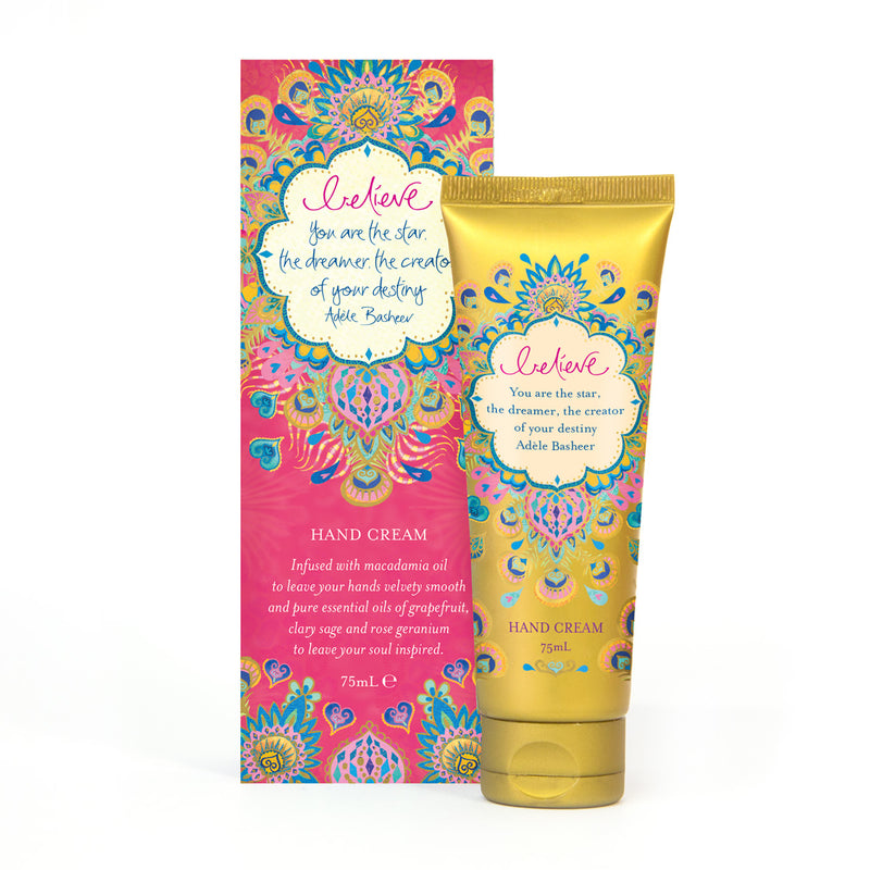 Intrinsic Beautiful Friend Hand Cream & Bracelet