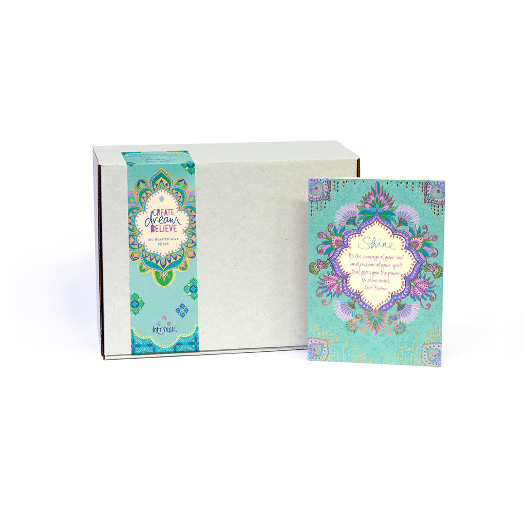 Intrinsic Turquoise Create Gift Box Set