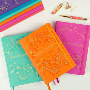 Intrinsic Stationery 2020 Inspirational Planners and Journals with positive quotes and motivational messages