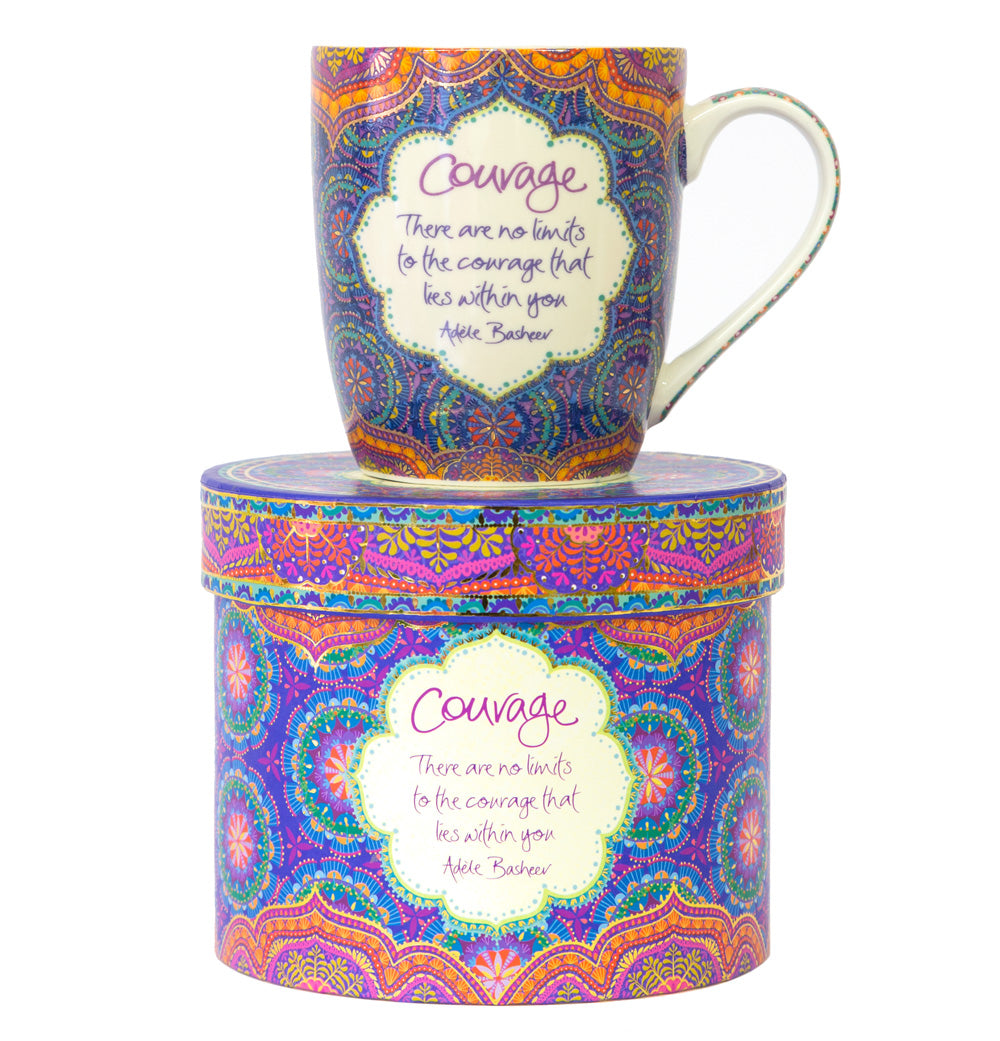 Intrinsic Courage Mug