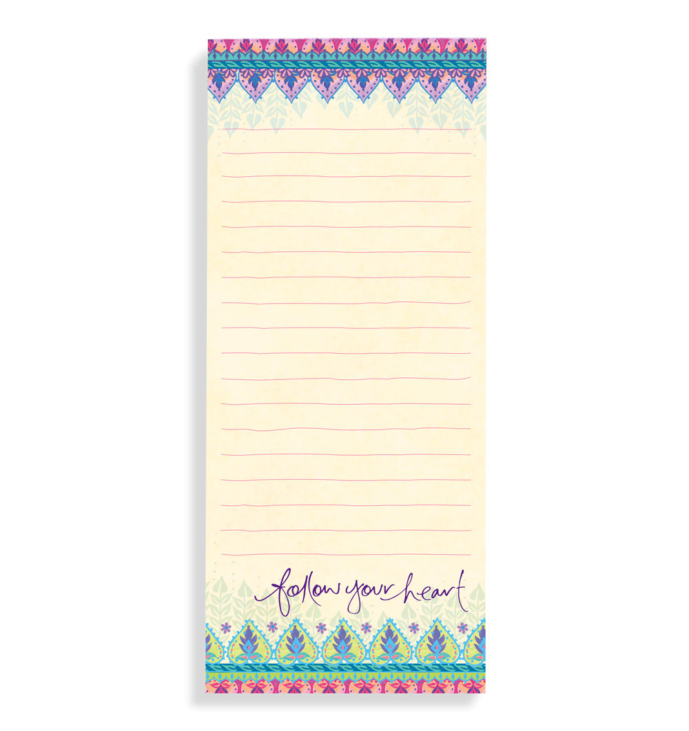 Intrinsic Follow Your Heart List Pad