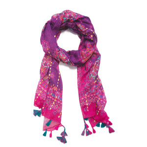 Intrinsic Beautiful You Tassel Scarf