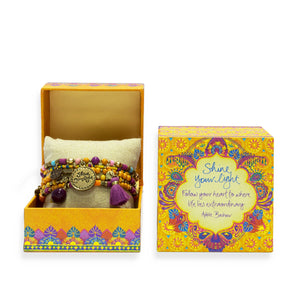 Intrinsic Gypsy Wanderer Bracelet Stack Packaging
