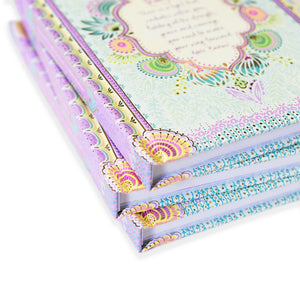 Intrinsic Healing Thoughts Guided Journal Spines