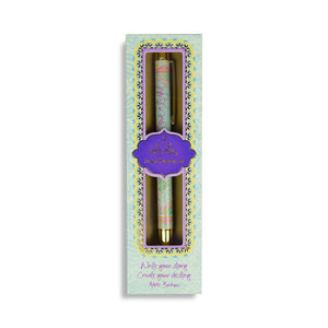 Love & Light Rollerball Pen - Purple Ink