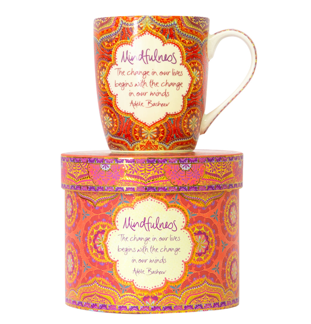 Intrinsic Mindfulness Ceramic Boxed Mug