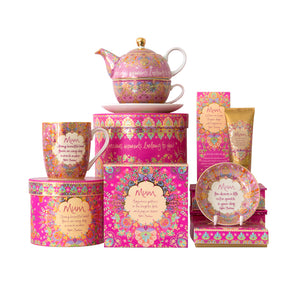 Intrinsic Mum Collection with Teapot