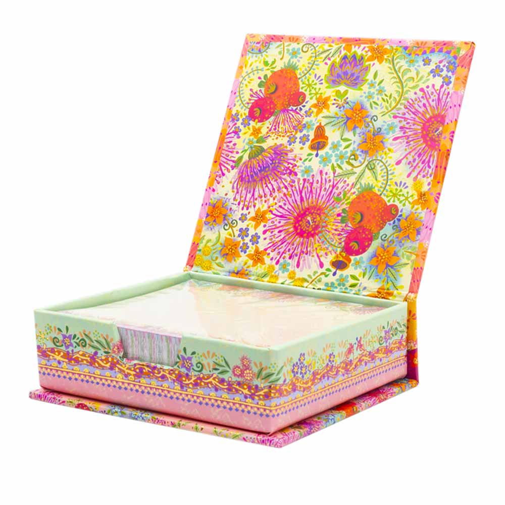 Intrinsic Mum Australian Native Blooms Designed Notebox