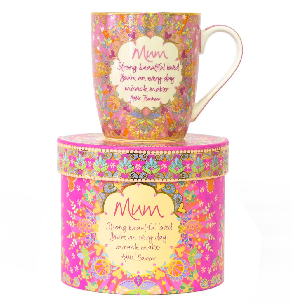 Intrinsic Mum Mug for Mother's Day