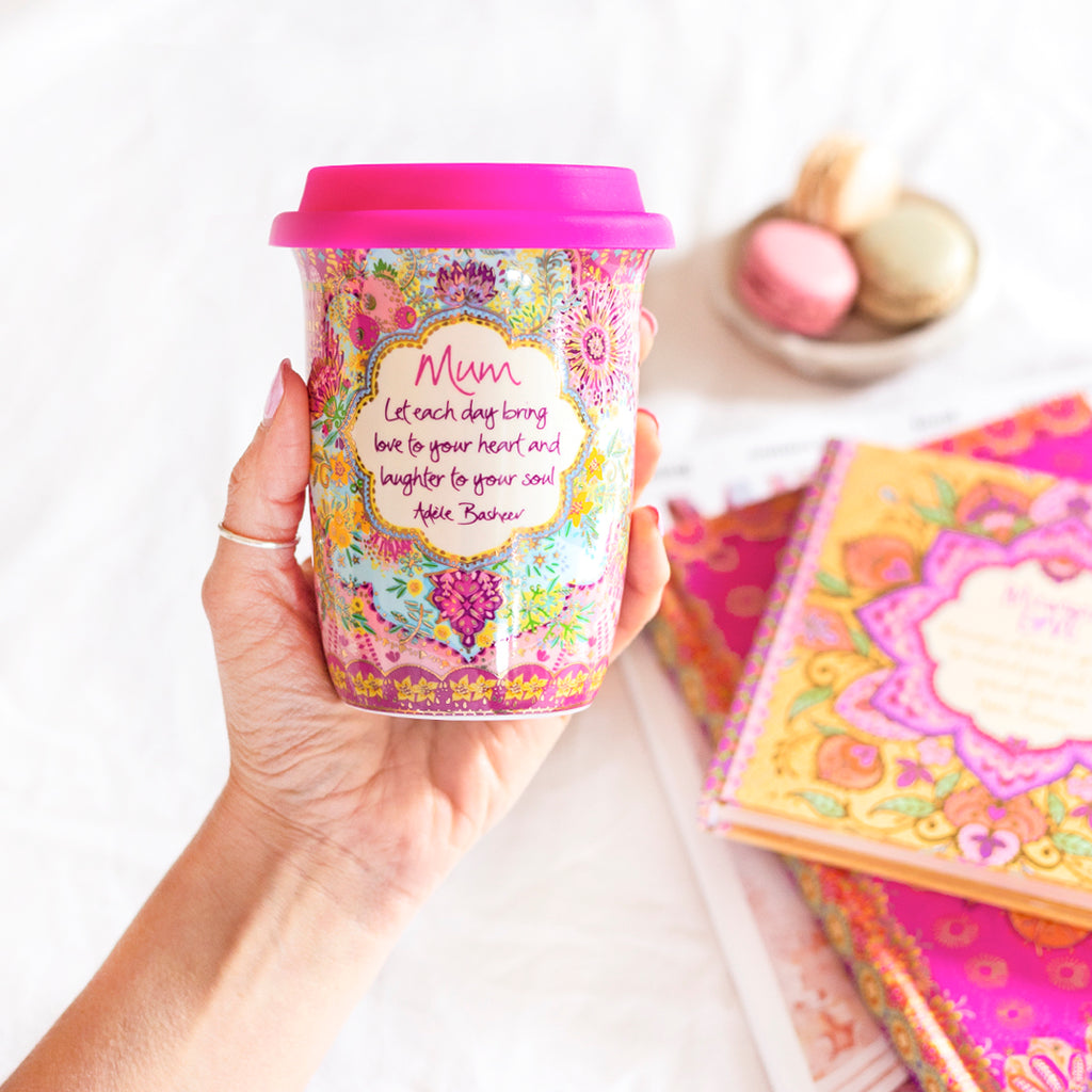 Australian Inspirational Mum Keep Cup for coffee, tea or chai