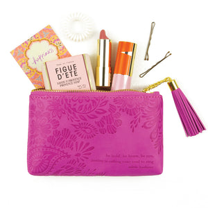 Intrinsic Pink Mystic Magenta Small Handbag Purse