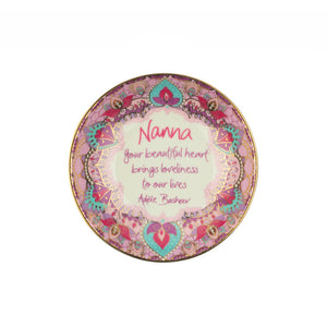 Gifts for Nanna Ceramic Jewellery Trinket Dish