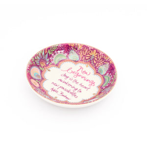 New Beginnings Trinket Dish