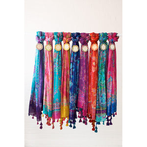 Intrinsic Tassel Scarf Collection
