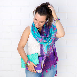 Intrinsic Soul Dreamer Scarf, Bracelets and stationery