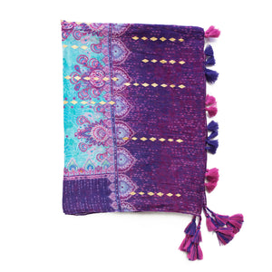 Intrinsic Soul Dreamer Tassel Scarf Folded