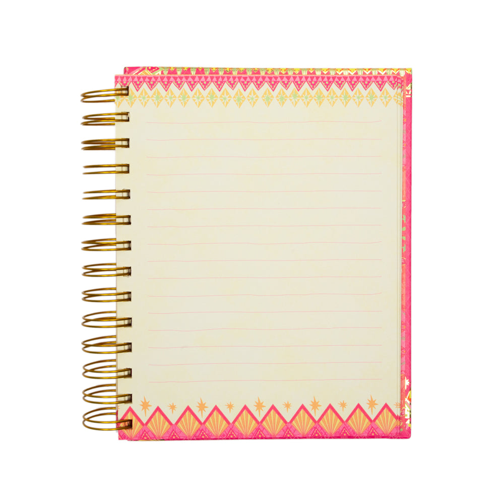 Intrinsic Colourful You Are Amazing Lined Spiral Notebook