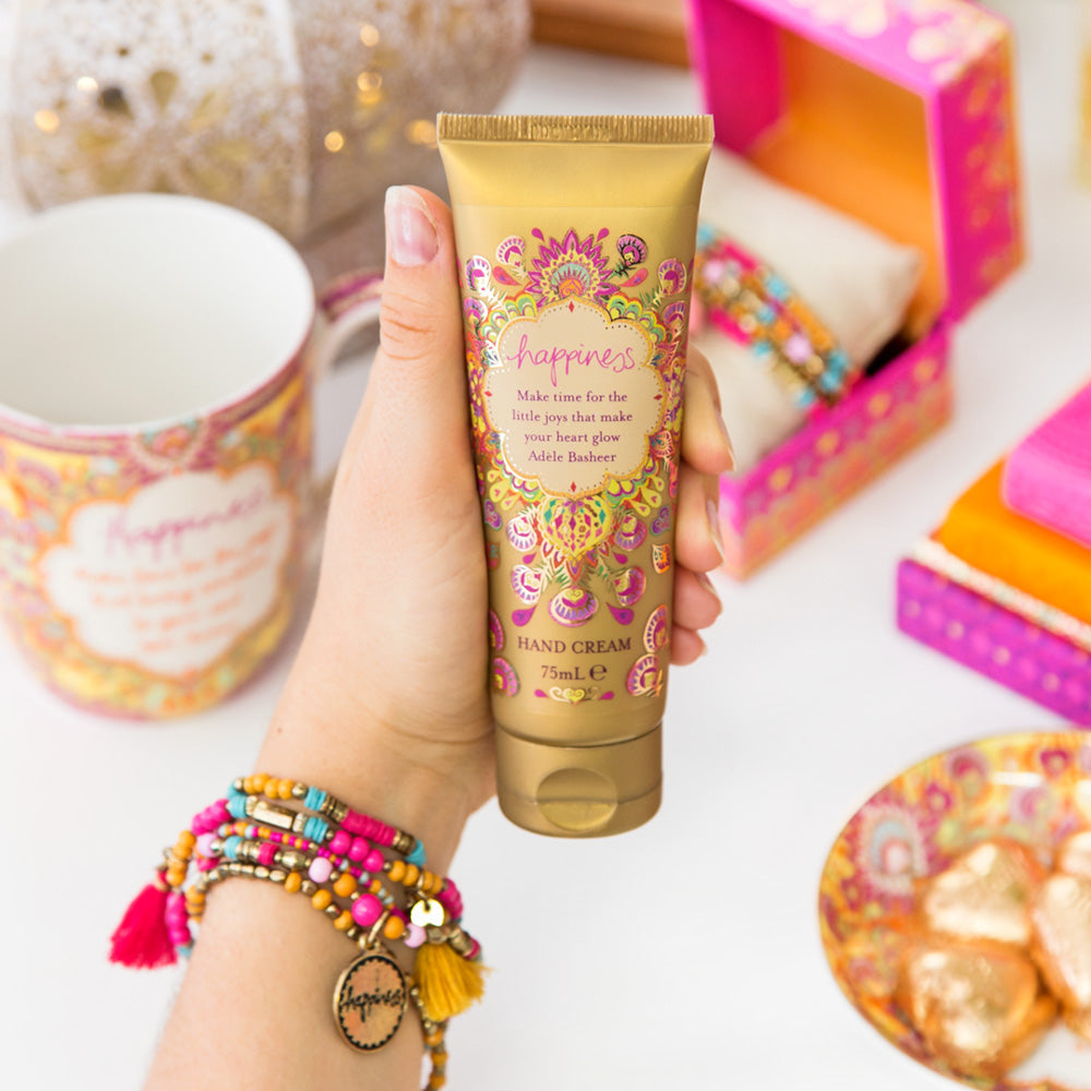 Intrinsic Happiness Hand Cream & Bracelet