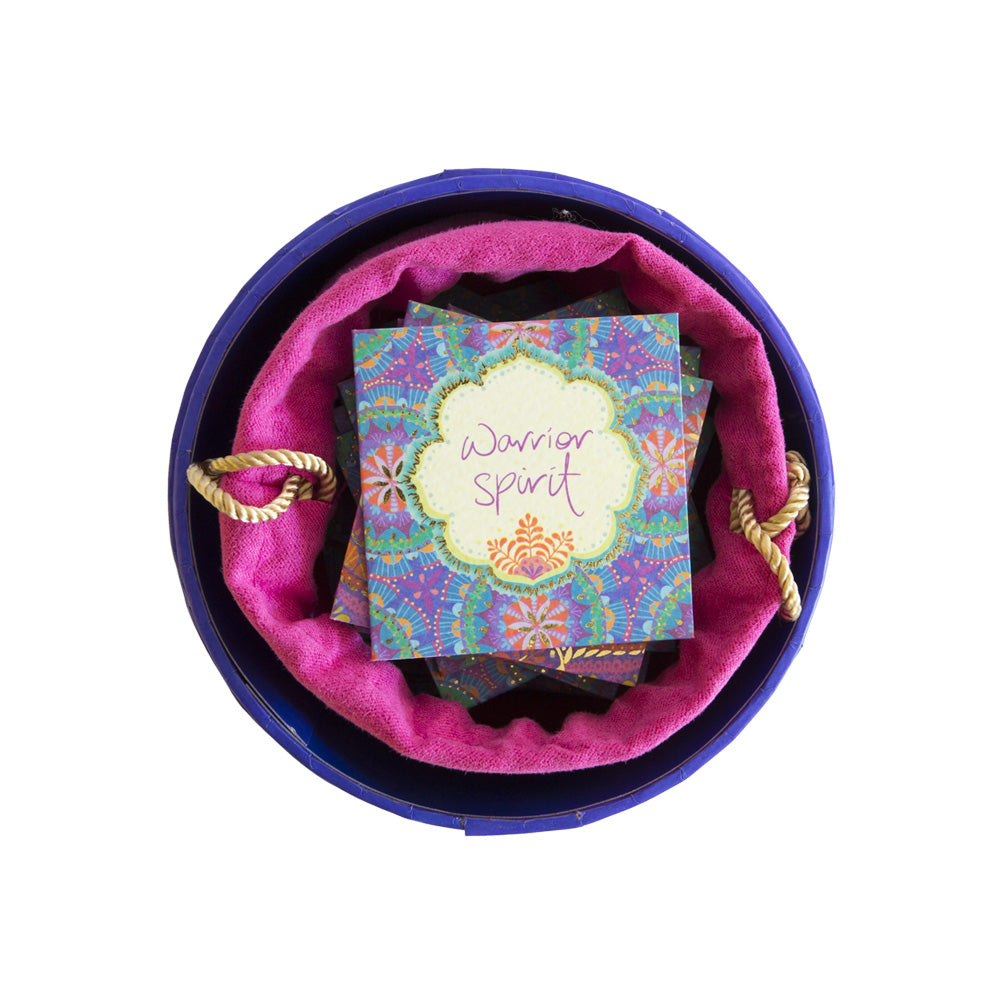 Intrinsic Courage & Strength Intuition Cards Box