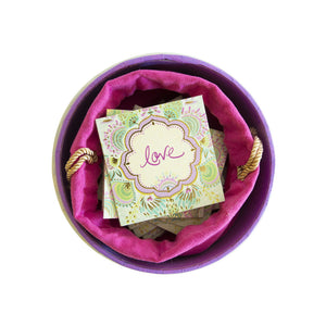 Intrinsic Love & Healing Intuition Cards Box