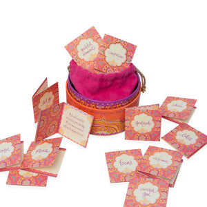 Intrinsic Adèle Basheer Mindfulness Intuition Affirmation Cards & Box