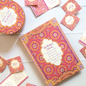 Intrinsic Adèle Basheer Mindful Guided Journal and Intuition Cards