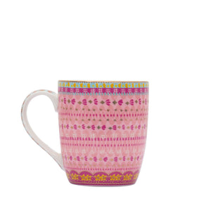 Intrinsic Mum Mother's Day Pink Ceramic Coffee Mug