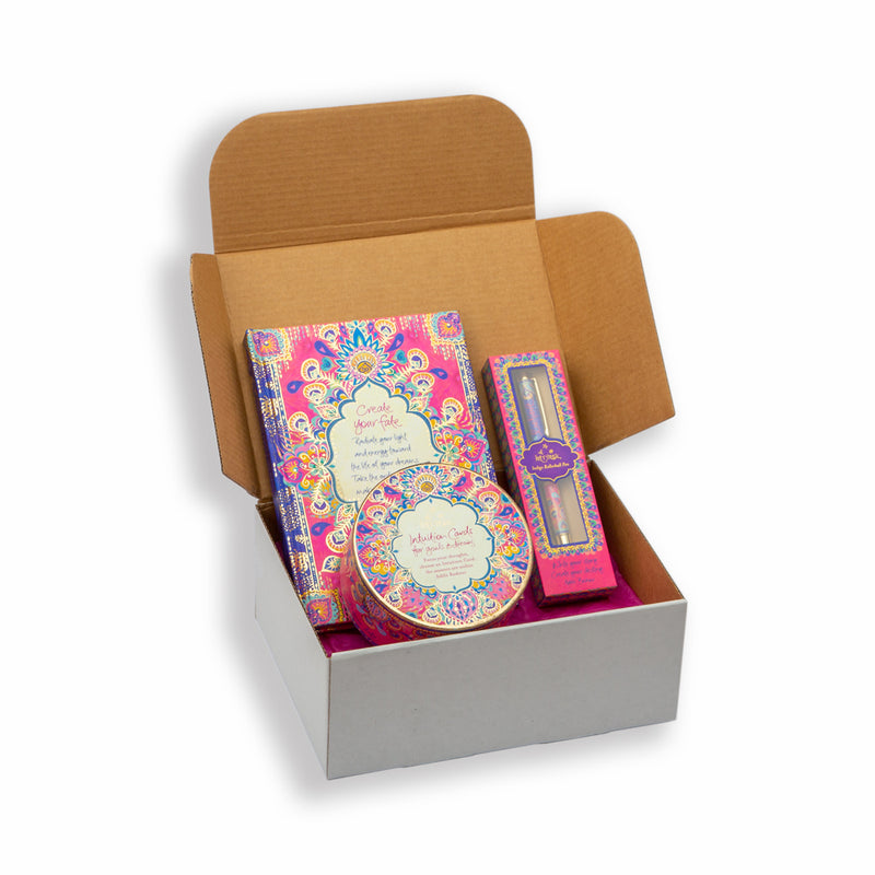 Australian Intrinsic Create Your Fate Self Care Gift Box Set
