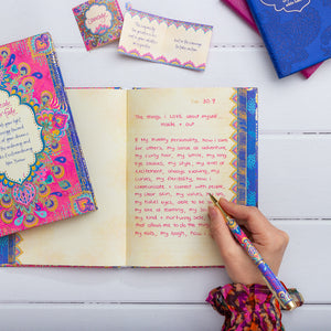 Create Your Fate Guided Journal