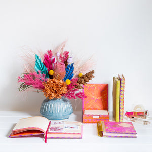 Intrinsic Pink Stationery Collection