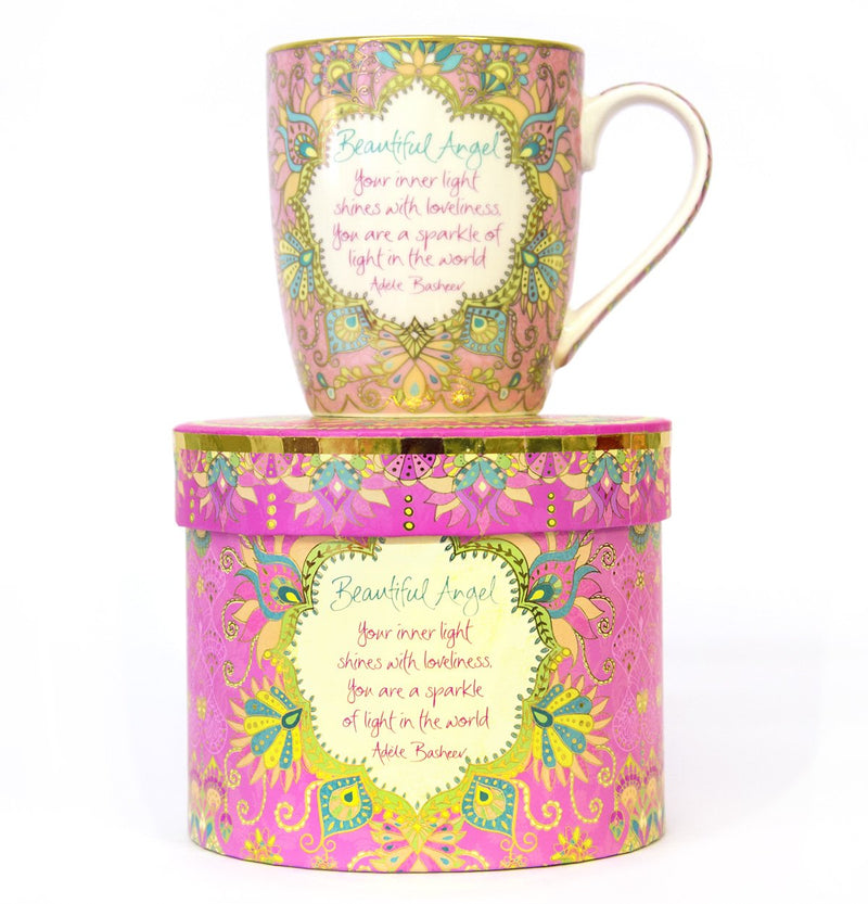 Intrinsic-Beautiful Angel Mug