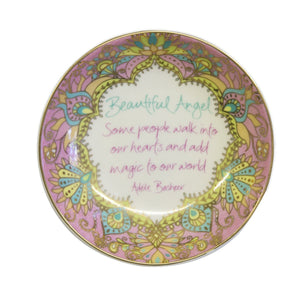 Intrinsic-Beautiful Angel Trinket Dish