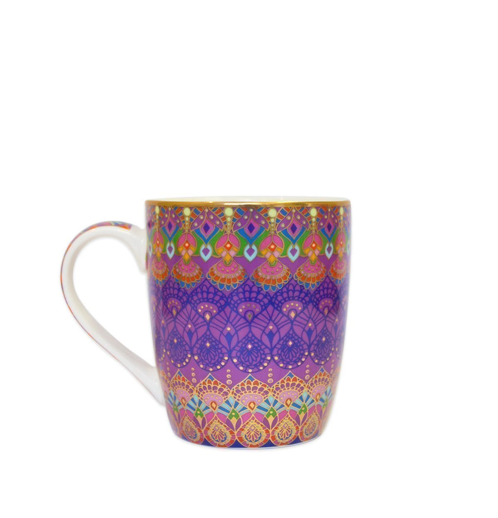 Intrinsic-Beautiful Friend Mug