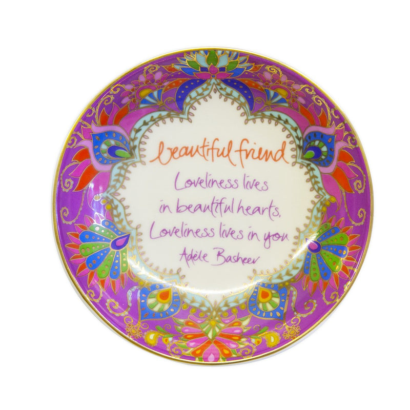 Intrinsic-Beautiful Friend Trinket Dish