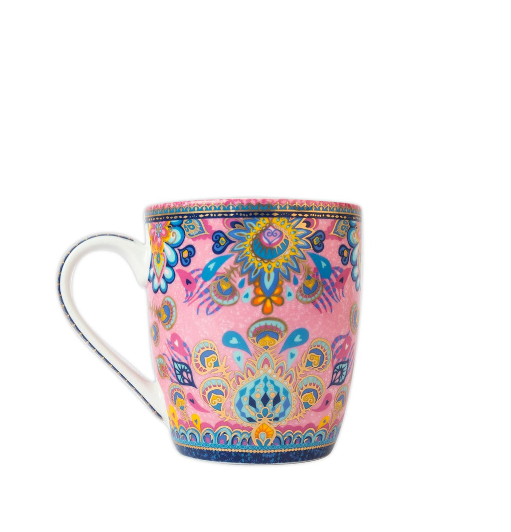 Intrinsic-Believe Mug - Pink