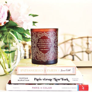 Divine Inspiration Soy & Macadamia Candle-The Intrinsic Way