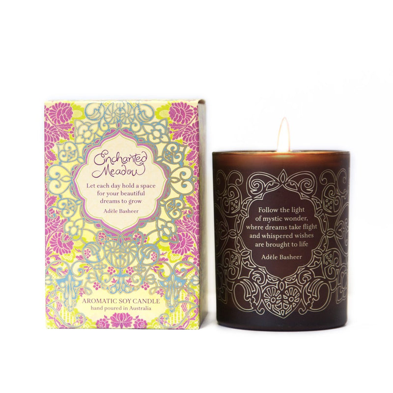 Intrinsic-Enchanted Meadow Soy & Macadamia Candle