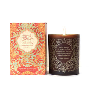 Eternal Sunrise Soy & Macadamia Candle-The Intrinsic Way