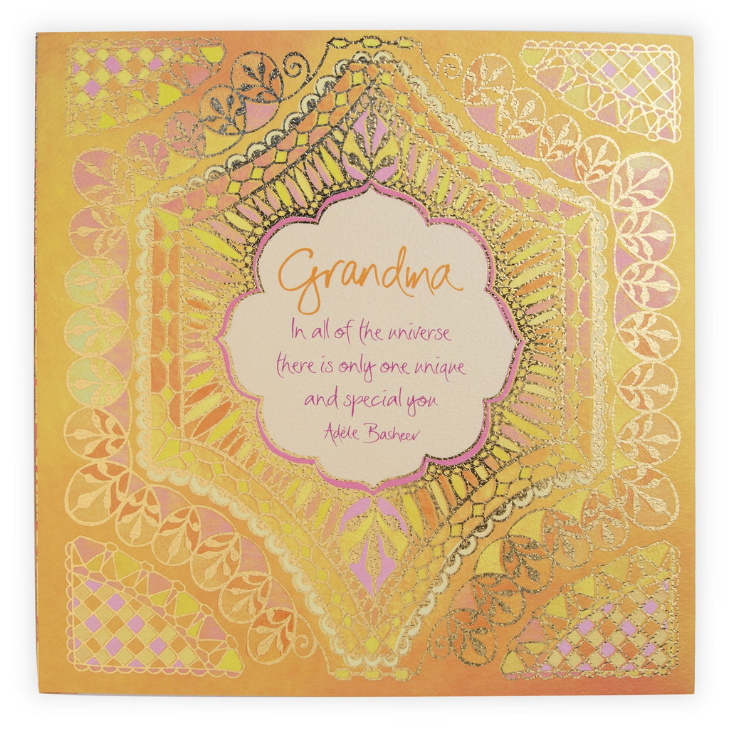 Grandma Family Quote Book-The Intrinsic Way