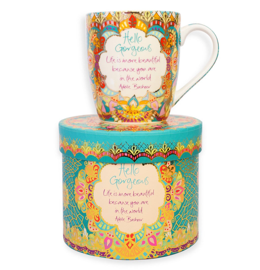 Intrinsic-Hello Gorgeous Mug
